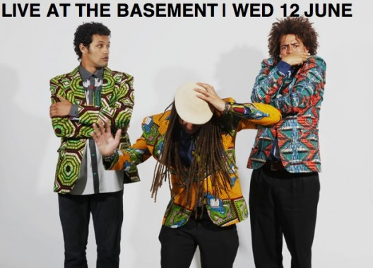 LiveAtTheBasement True Vibenation